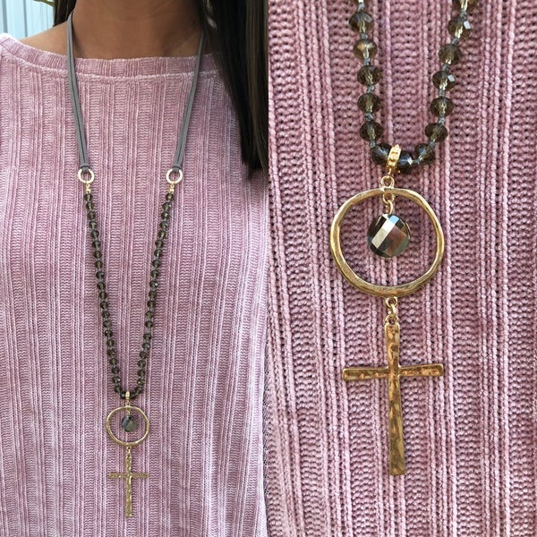 All About It Necklace