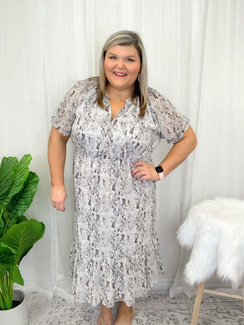In A Rush Dress
