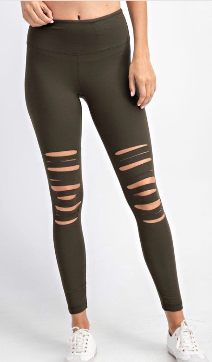 One Step At A Time Leggings