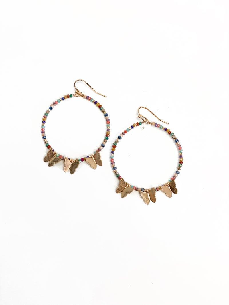 The Sheila Earrings