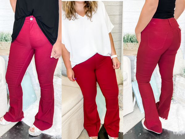 The Riley Flare Jeans