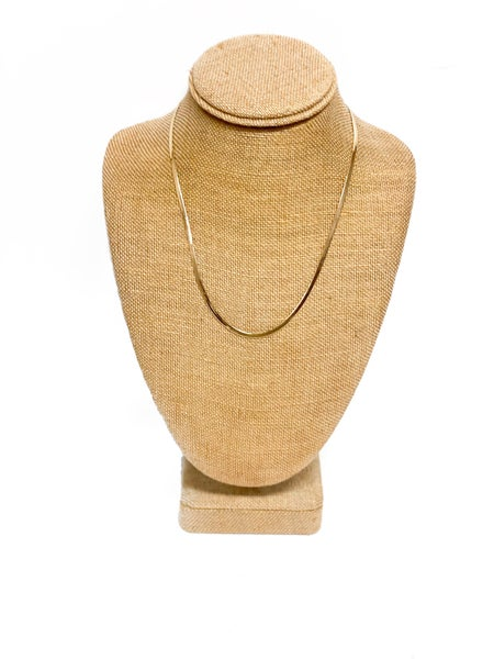 The Brittany Necklace Gold