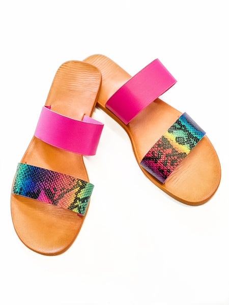 The Martha Sandals *Final Sale*