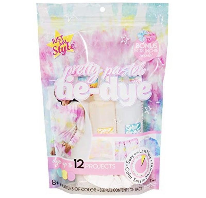 Pretty Pastel Tie-dye Kit