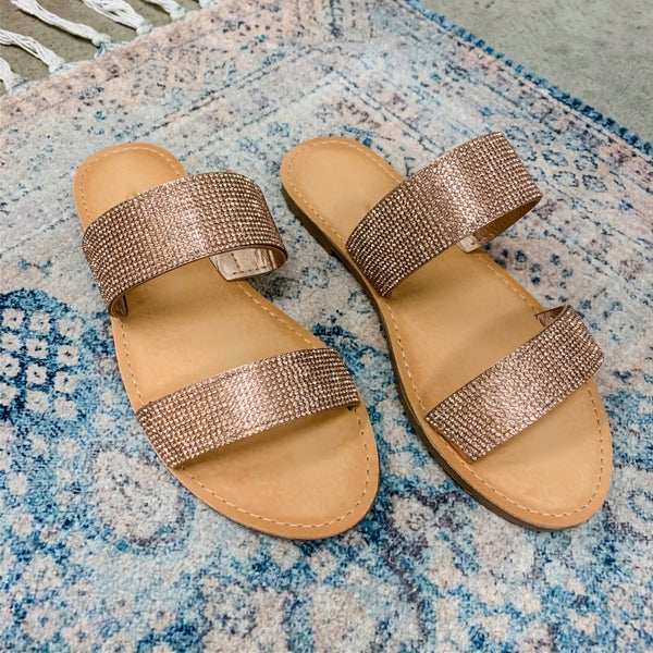 More To See Sandal *Final Sale*