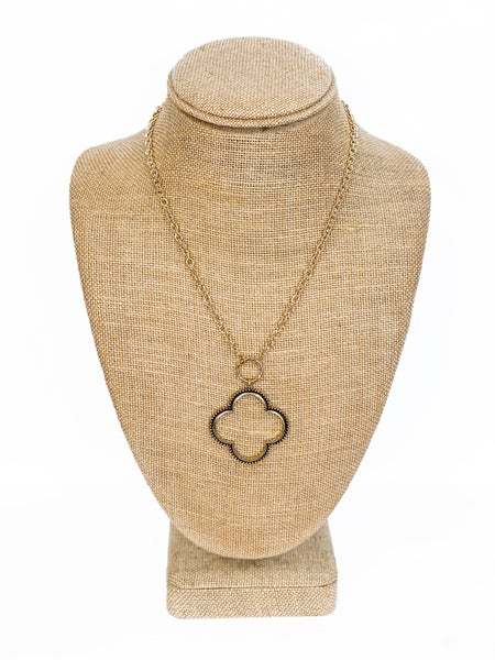 The Nancy Necklace Gold