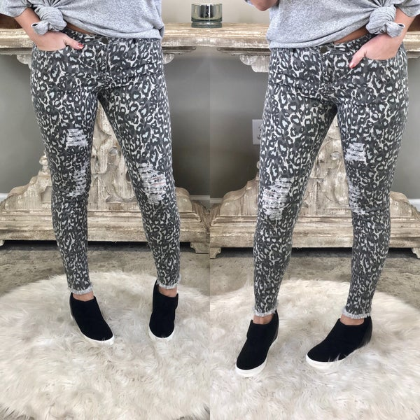Wild About You Skinny FINAL SALE