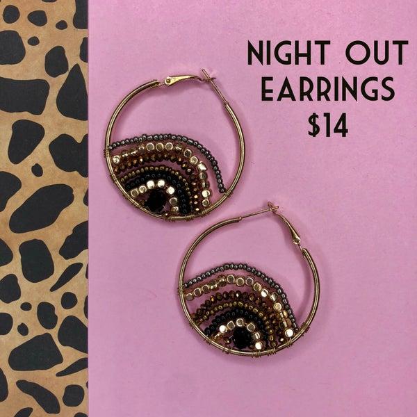 Night Out Earrings