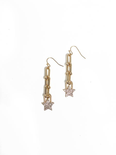 The Lollie Earrings Gold