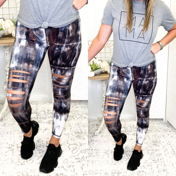 Own The Night Leggings *Final Sale*