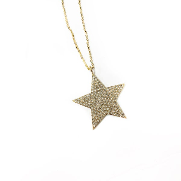 The Starla Necklace Gold