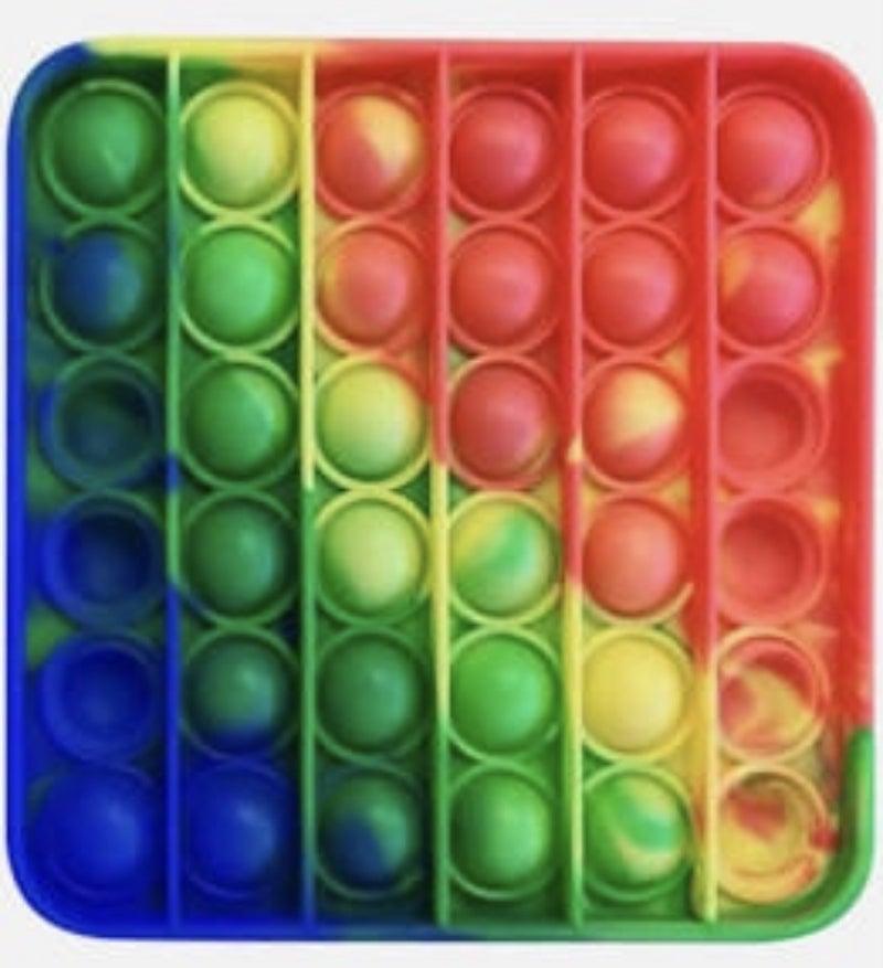 Rainbow Popping Toy