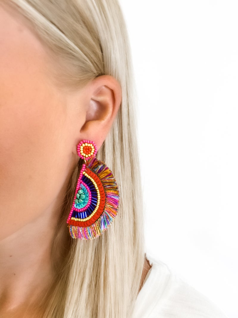 The Farah Earrings