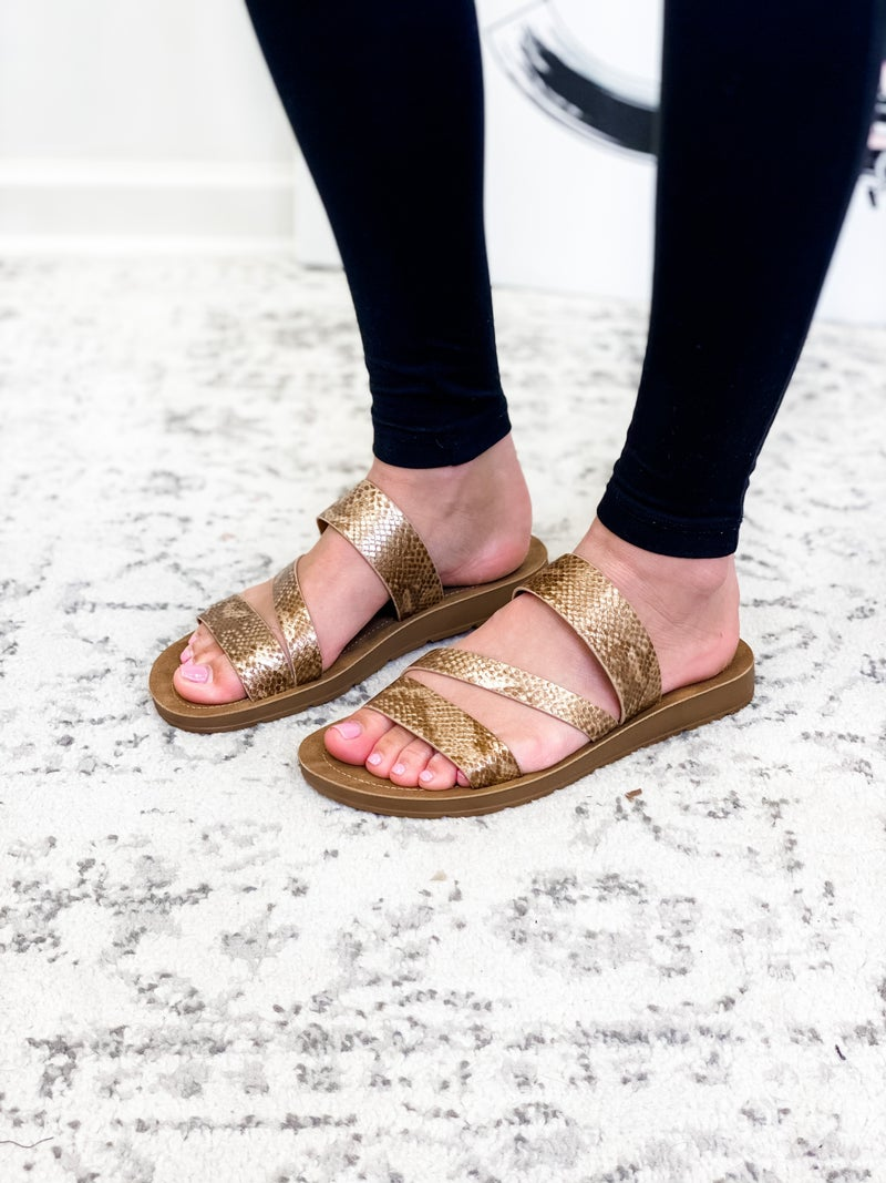 The Emory Sandals