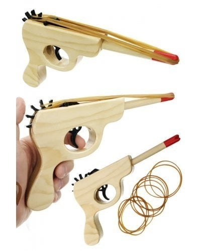 Rubber Band Blaster