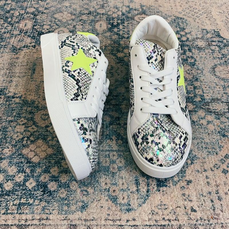 The Morgan Sneakers