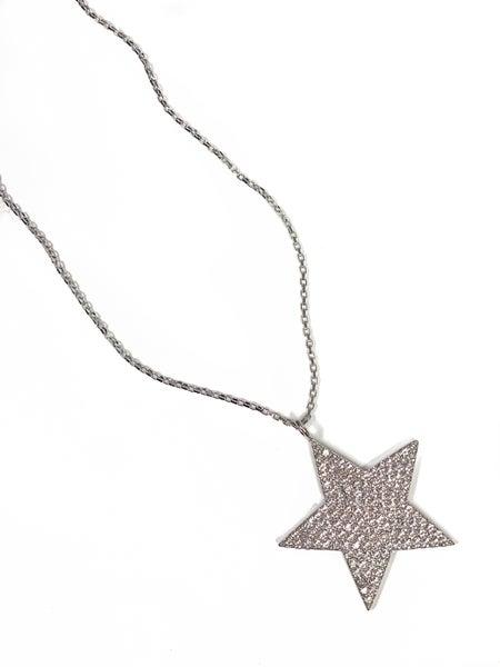 The Starla Necklace Silver
