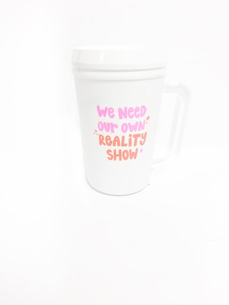 Reality Show Thermal Jug