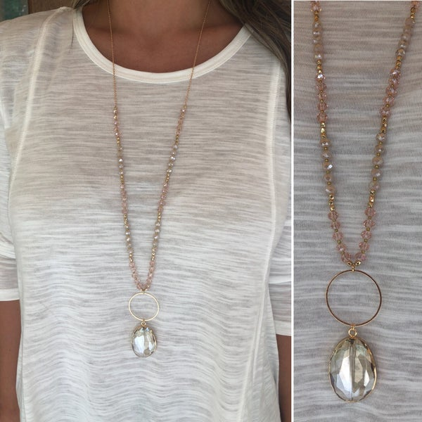 More Time Necklace