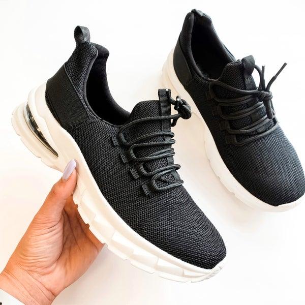The Farley Sneakers Black