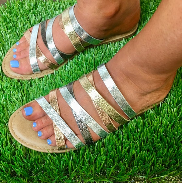 One More Step Sandals *Final Sale*
