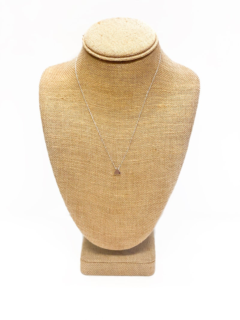 The Taya Necklace Silver