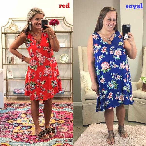 Show Me Summer Dress FINAL SALE