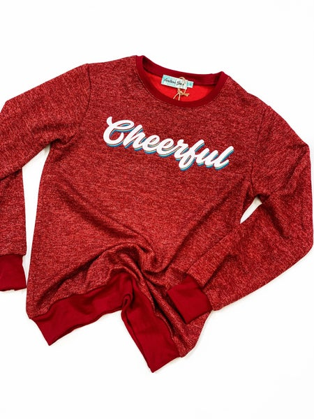 Cheerful Sweatshirt