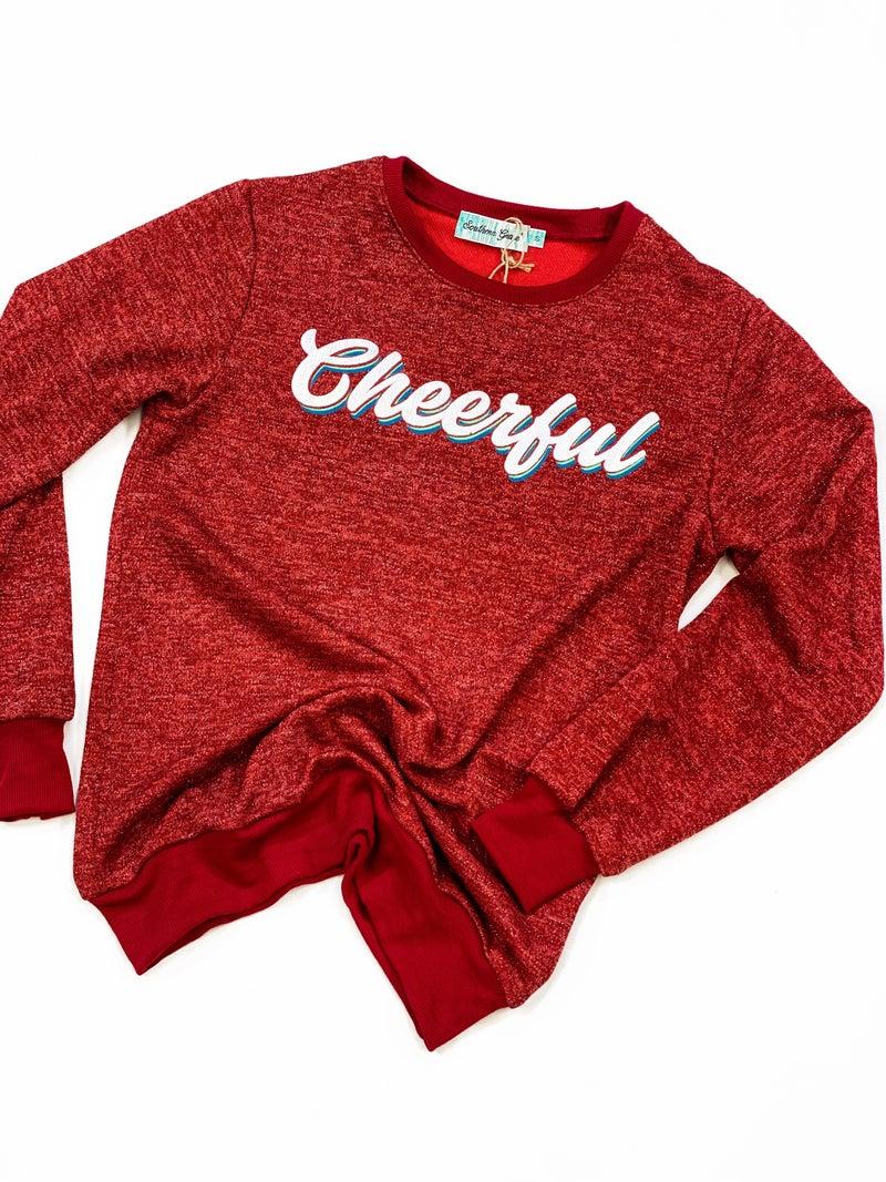 Cheerful Sweatshirt