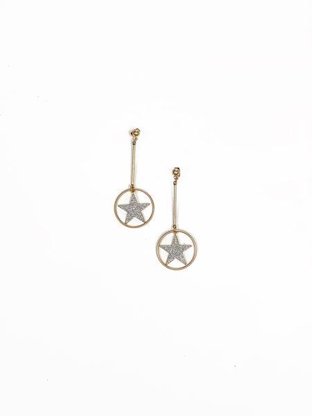 The Hudson Earrings Gold