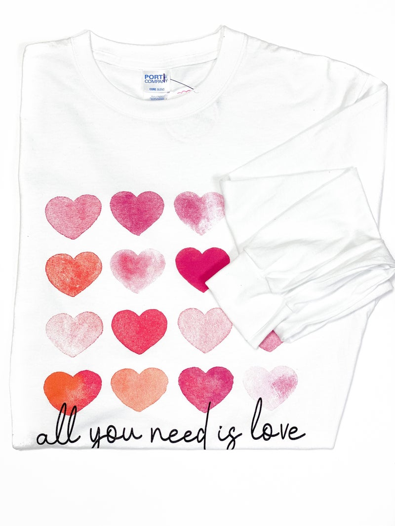 All You Need Is Love Tee *Final Sale*