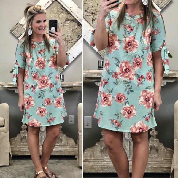Spring Wonders Dress *Final Sale*