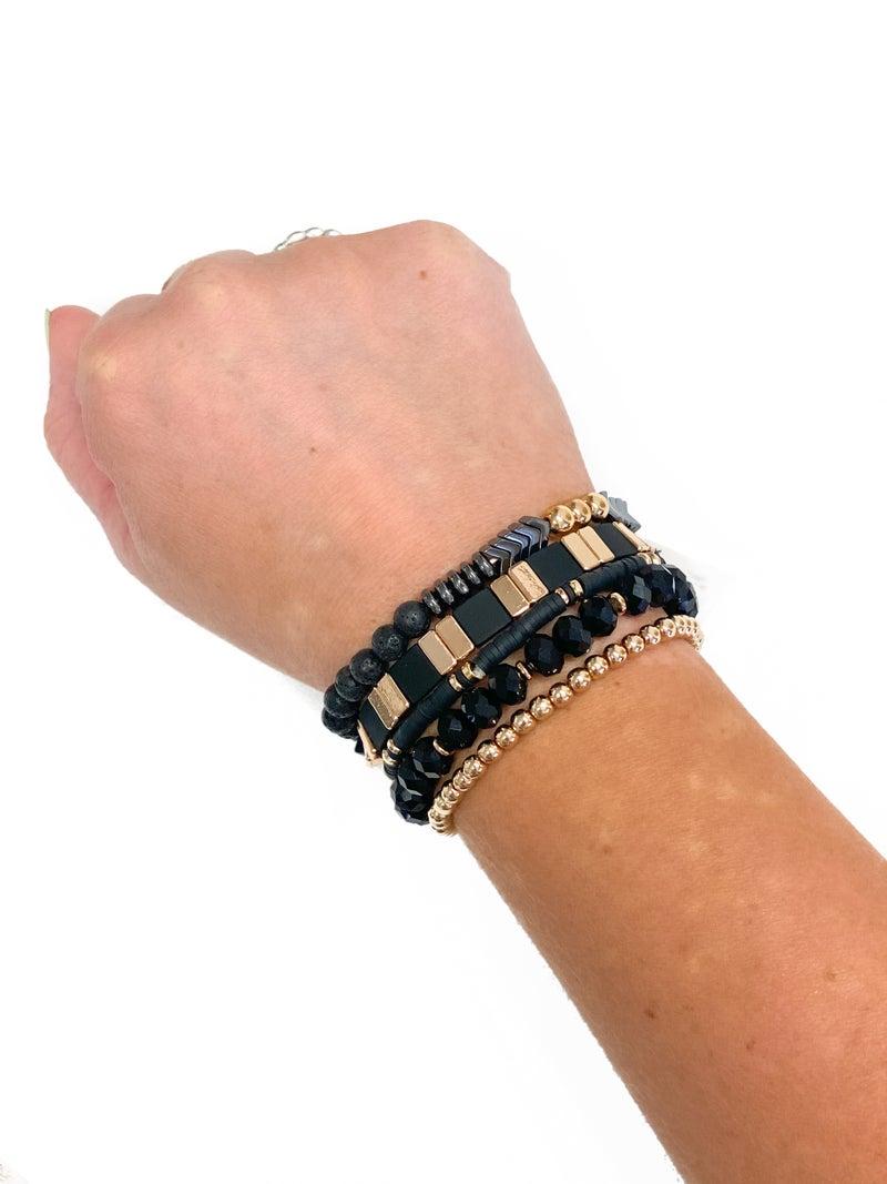 The Brandi Bracelet Stack