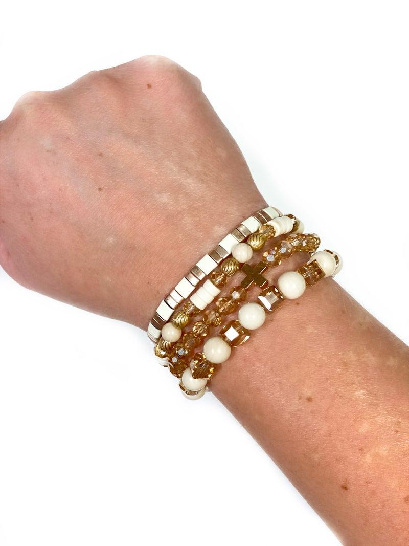 The Carrigan Bracelet Stack