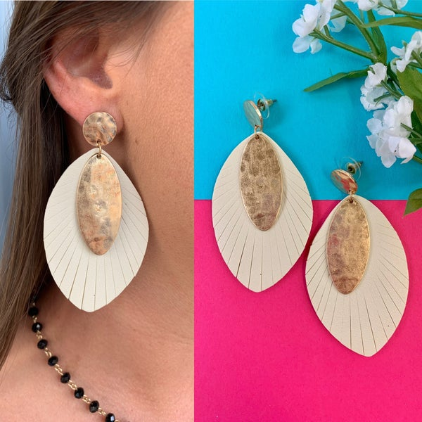 Take A Little Time Earrings