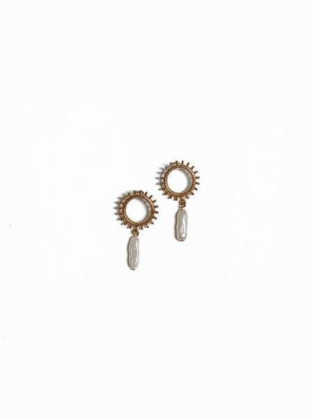 The Janna Earrings