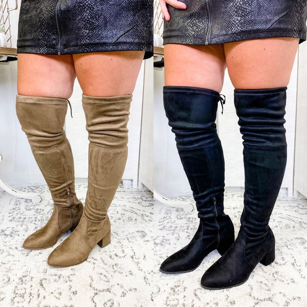 The Darcy Boots
