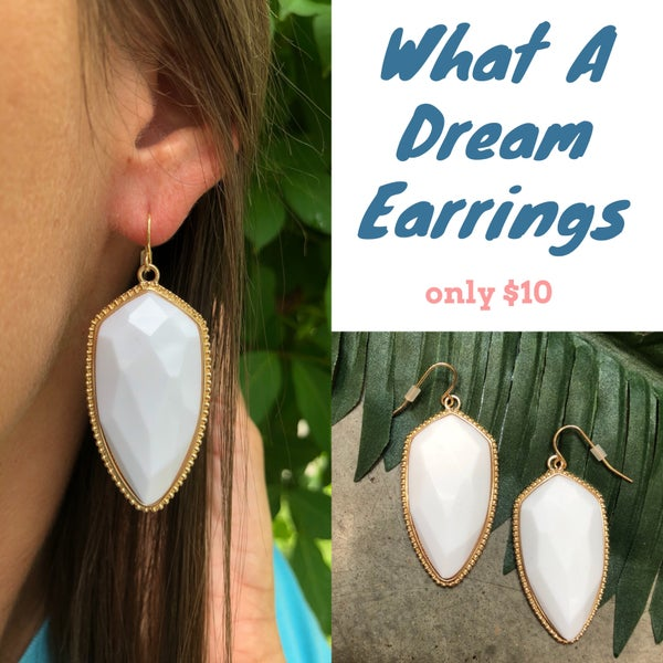What A Dream Earrings