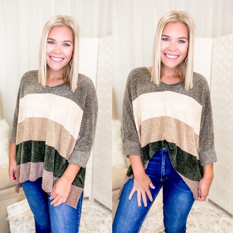 Looking Ahead Sweater
