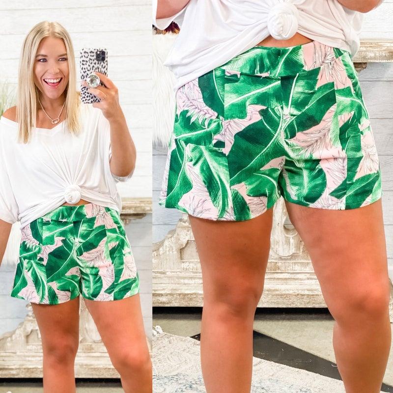 Take Me To Paradise Shorts