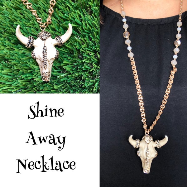 Shine Away Necklace