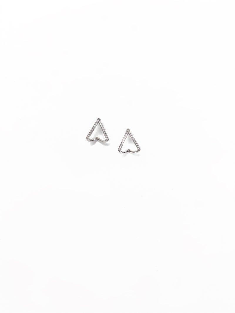 The Vikki Earrings Silver