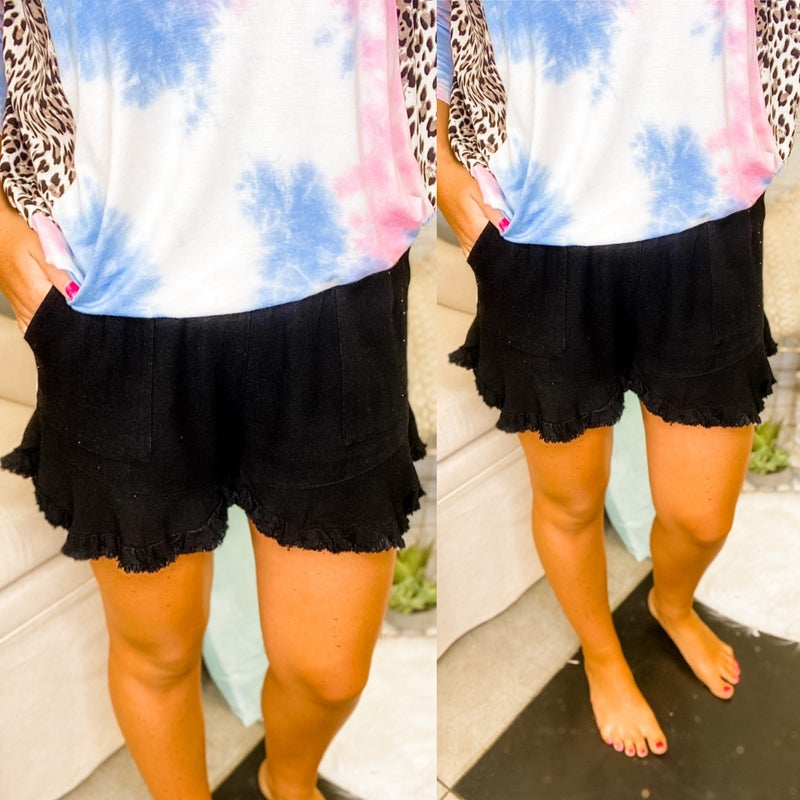 Sunday Brunch Shorts