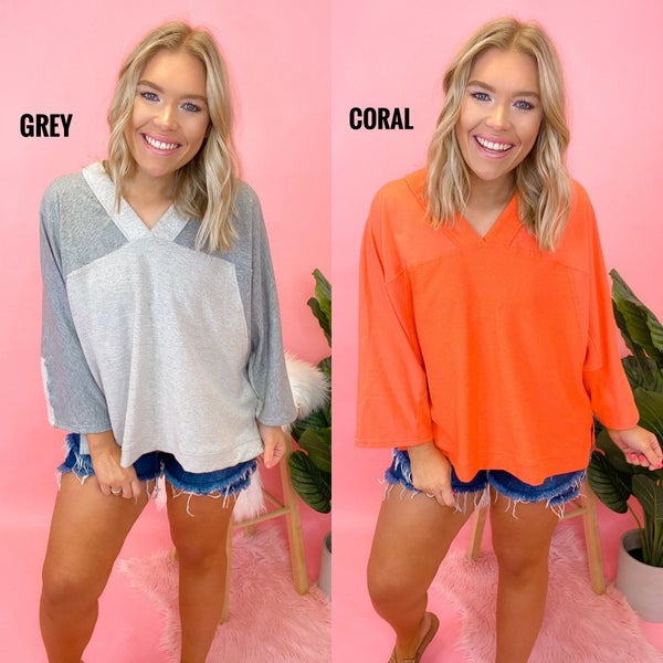 Always In A Hurry Top