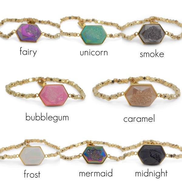 Rock Candy Bracelet FINAL SALE