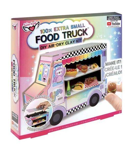Food Truck Clay Kit