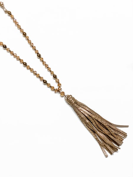 The Havanna Necklace Gold