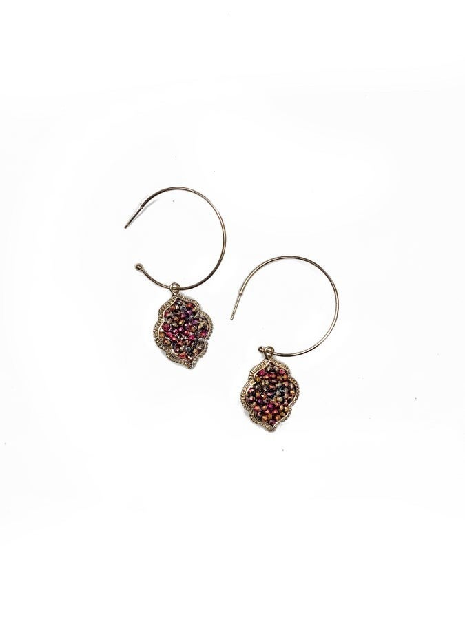 The Ashlee Earrings
