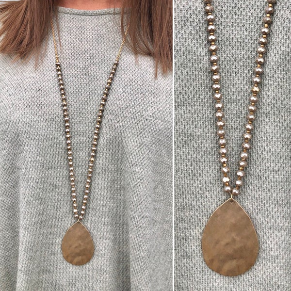 Never Too Late Necklace