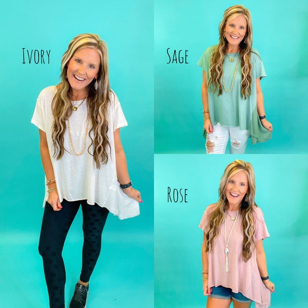 Love For A Lifetime Top